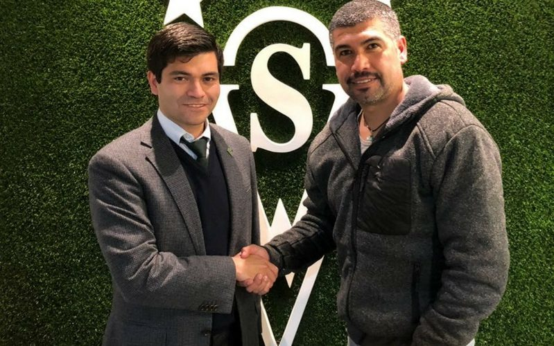 Jorge Ormeño volvió a Santiago Wanderers