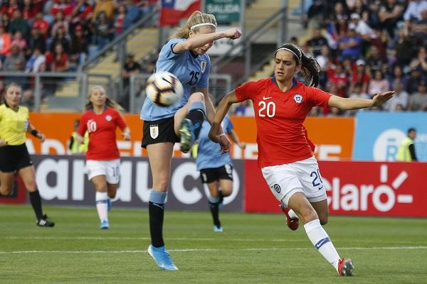 La Roja Femenina derrotó a Uruguay en Temuco y Rancagua
